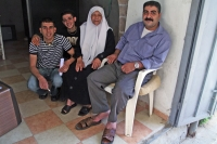 Photo de Palestinian family in Nablus - Palestinian Territories