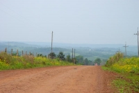 Foto van A Paraguay country road - Paraguay