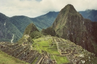 Picture of Ruins of Machu Picchu - Peru