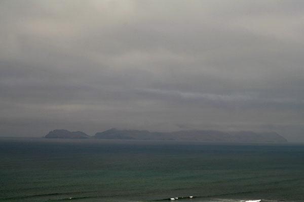 Envoyer photo de The Pacific ocean, near Lima de le Pérou comme carte postale électronique