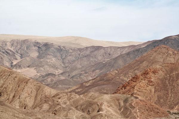 Envoyer photo de Mountain landscape in southern Peru de le Pérou comme carte postale électronique