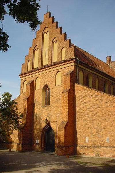 Church in Warsaw