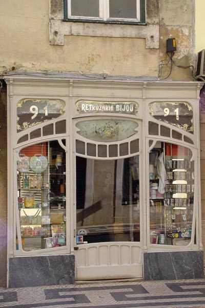  Shop in Lisbon