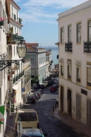Picture of Street in Lisbon - Portugal