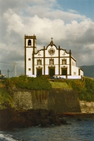 Picture of São Roque church on the Azores - Portugal