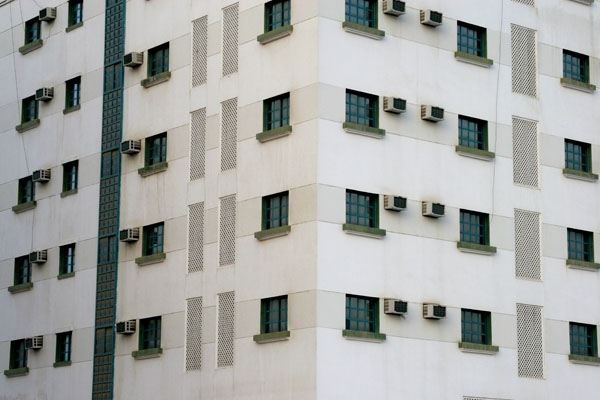 Send picture of Apartment building in Doha from Qatar as a free postcard
