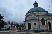 Foto van The cemetery where Nicolae Ceauşescu is buried - Romania