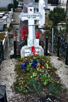 Picture of The grave of Nicolae Ceauescu - Romania