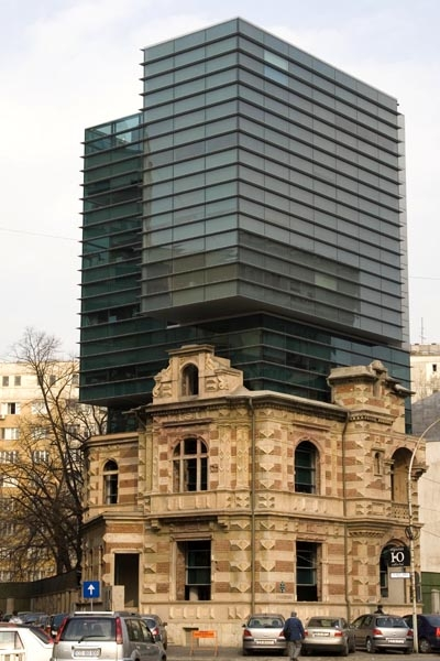  Building of the Romanian Architects' Association