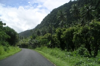 Click to enlarge picture of Streets in Samoa