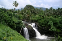 Foto de Waterfalls on the north-east side of Samoa - Samoa