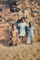 Foto van Mensen in Senegal