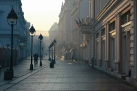 Picture of Streets in Serbia