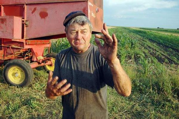 Spedire foto di Serbian farmer di Serbia come cartolina postale elettronica