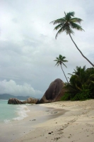 Foto di Beach on La Digue - Seychelles