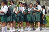 Picture of School children in Singapore - Singapore