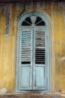 Picture of Detail from an old Singapore house - Singapore