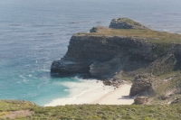 Foto van Beach in South Africa, near Cape of Good Hope - South Africa