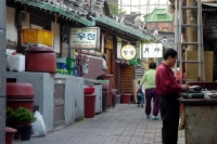 Picture of A Seoul back alley - South Korea