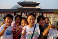 Photo de Children in Seoul - South Korea