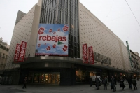 Foto di Shopping mall in Madrid - Spain