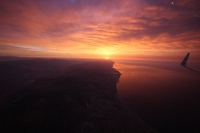 Picture of Sunrise over Barcelona - Spain