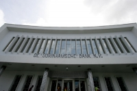 Picture of Bank in Paramaribo - Surinam