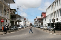 Click to enlarge picture of Streets in Surinam
