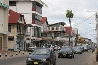 Klik om foto te vergroten van Straten in Suriname