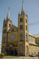 Foto de The Saint Peter & Paul Cathedral in Paramaribo - Surinam