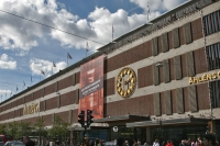 Foto van Shopping center in Stockholm - Sweden