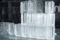 Foto van Ice glasses - Sweden