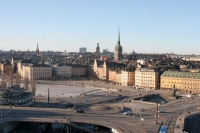 Picture of Roads in Stockholm - Sweden