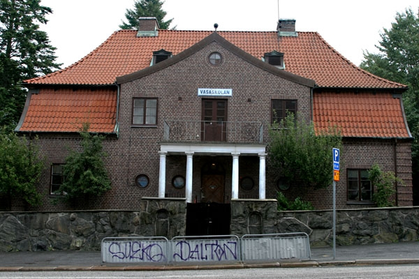 Small Swedish school