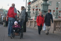 Picture of Swedish family in Gothenburg - Sweden