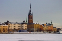 Foto van Stockholm in winter - Sweden