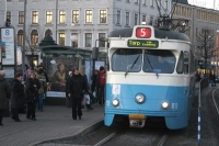 Picture of Gothenburg tram - Sweden