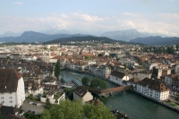Foto de View over Lucerne - Switzerland