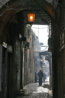 Foto van Alley in Aleppo - Syria