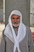 Picture of Man from Bosra - Syria