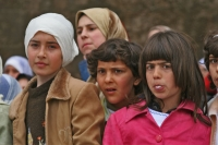Picture of Syrian girls - Syria