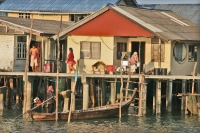 Picture of Houses on Koh Panyi - Thailand