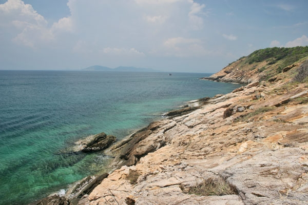  Coastline on Koh Samet