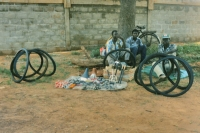 Picture of Bike shop in Togo - Togo