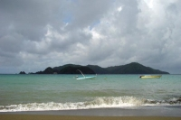 Photo de Boats on the sea in Trinidad - Trinidad & Tobago