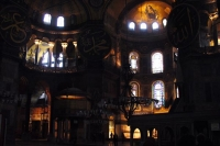 Picture of Inside Aya Sofia - Turkey