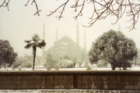 Foto van Winter in Istanbul - Turkey