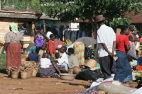 Picture of Market in Western Uganda - Uganda