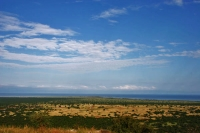 Foto de View over Lake Albert - Uganda