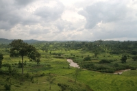 Photo de Landscape in western Uganda - Uganda